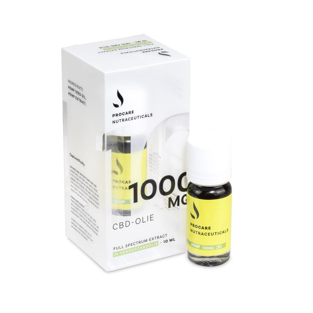 Procare nutraceuticals full spectrum CBD oil