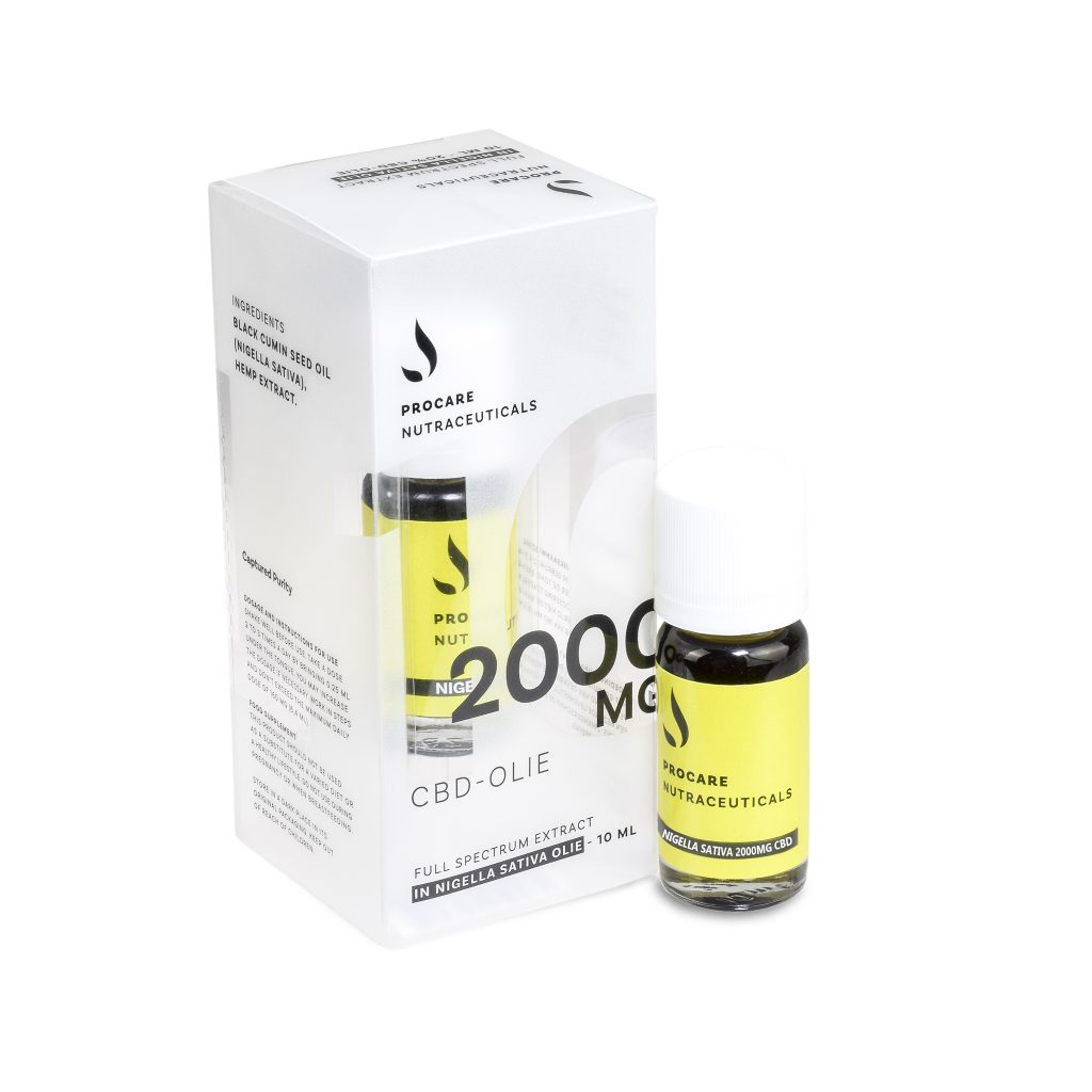 Full spectrum CBD 2000 mg