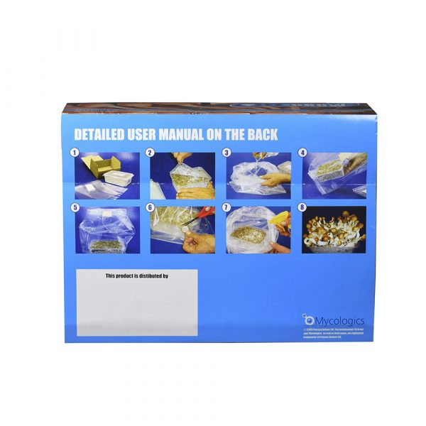 magic mushroom grow kit instructions