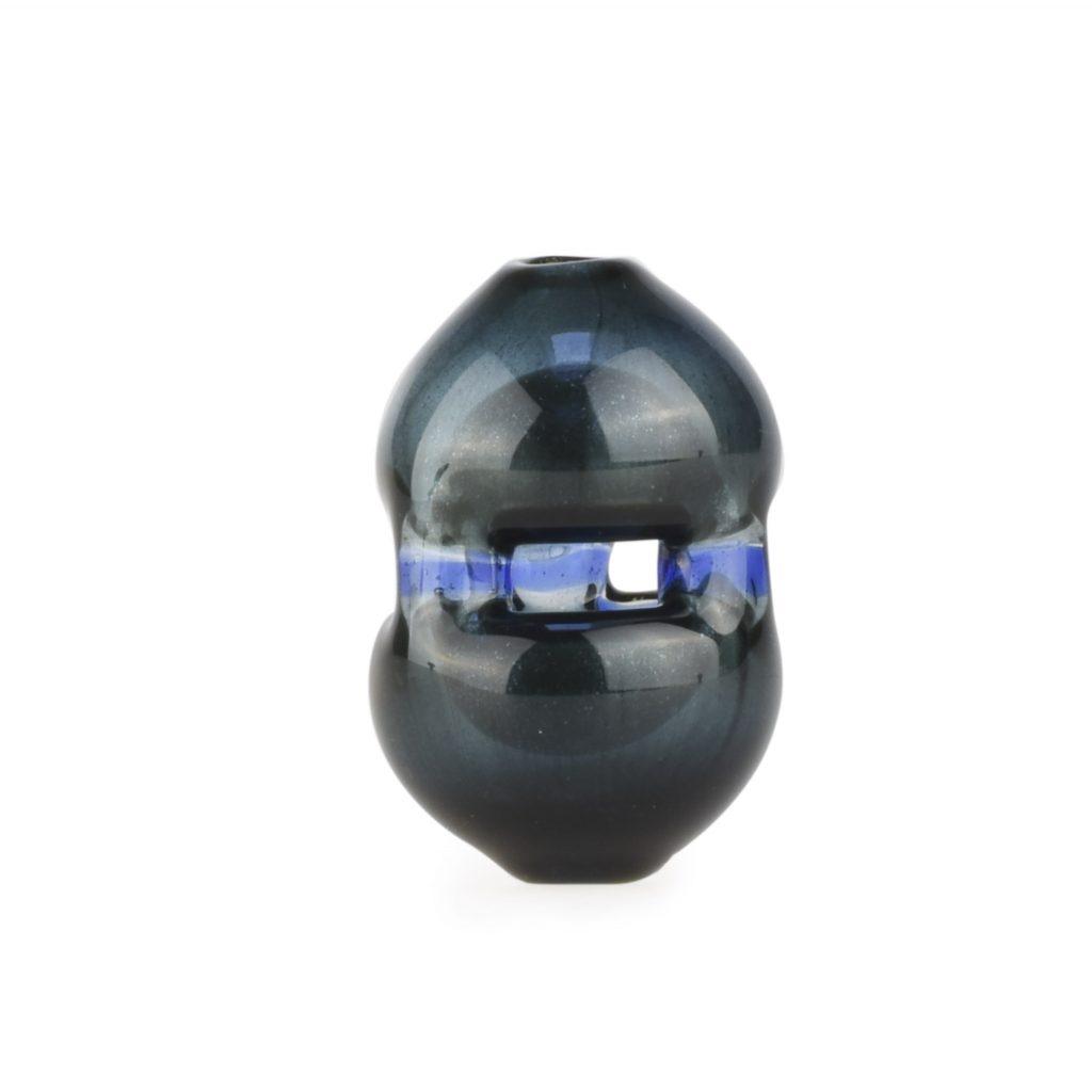 OG (Original Glass) Dark blue Egg Carb Cap