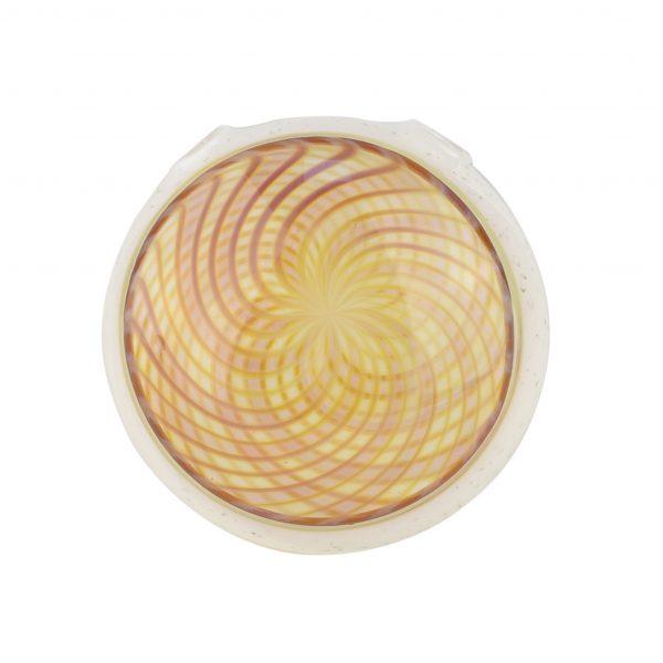 OG White Pendant with Caramel Retticelo